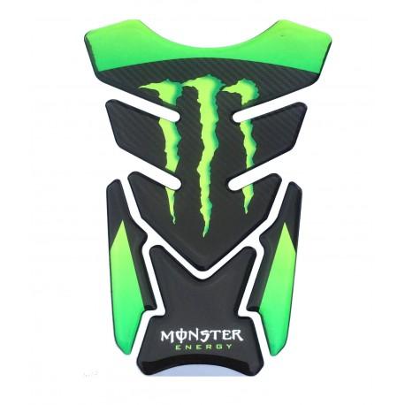 Kawasaki Tank Pad Monster Energy