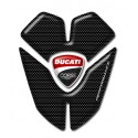 Ducati Tank Pad Carbon Look Performance