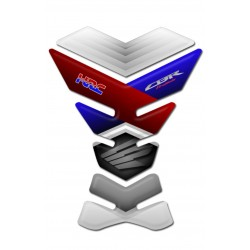 Honda Tank Pad - CBR Fireblade Blue and Red Style