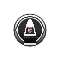 Ducati Tank Filler Cap Protection - Ducati Monster