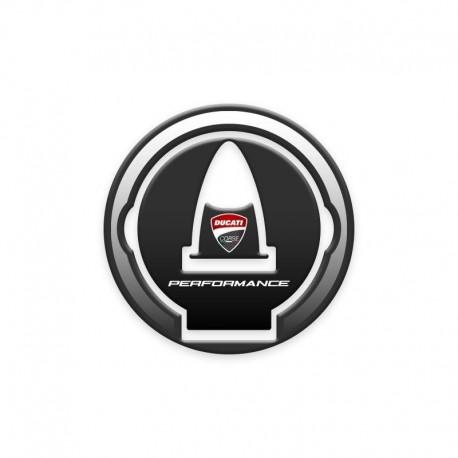 Ducati Tank Filler Cap Protection - Ducati Monster