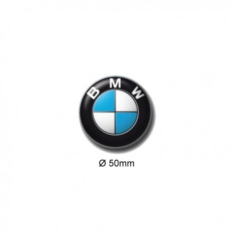 BMW Logo Emblem - 50mm - All Models