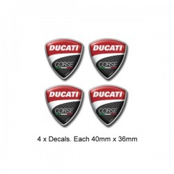 Ducati Logo Emblem - All models