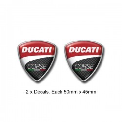 Ducati Logo Emblems - All models