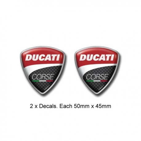 Ducati Logo Emblems - All models