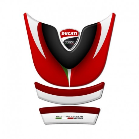 Ducati Tankpad for Multistrada 1200