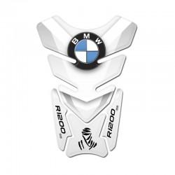 BMW Tank Pad - R1200 GS Dakar White Style