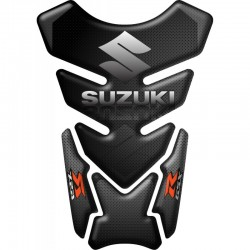 Suzuki Tank Pad GSX R Carbon